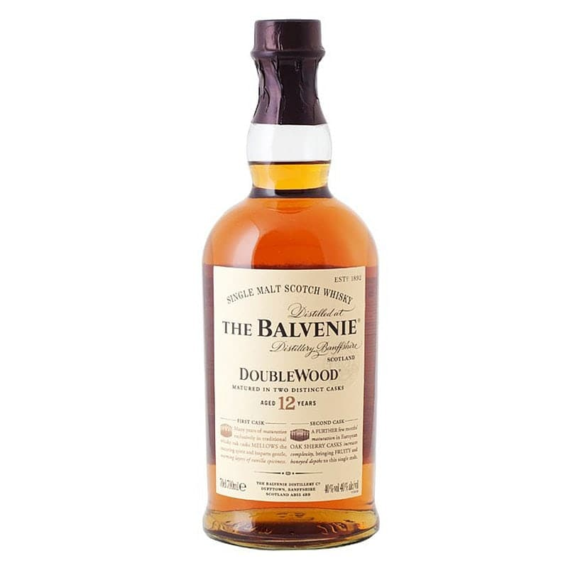 Balvenie Double Wood 12 Y.O. Malt