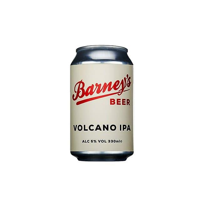 Volcano IPA by Barneys