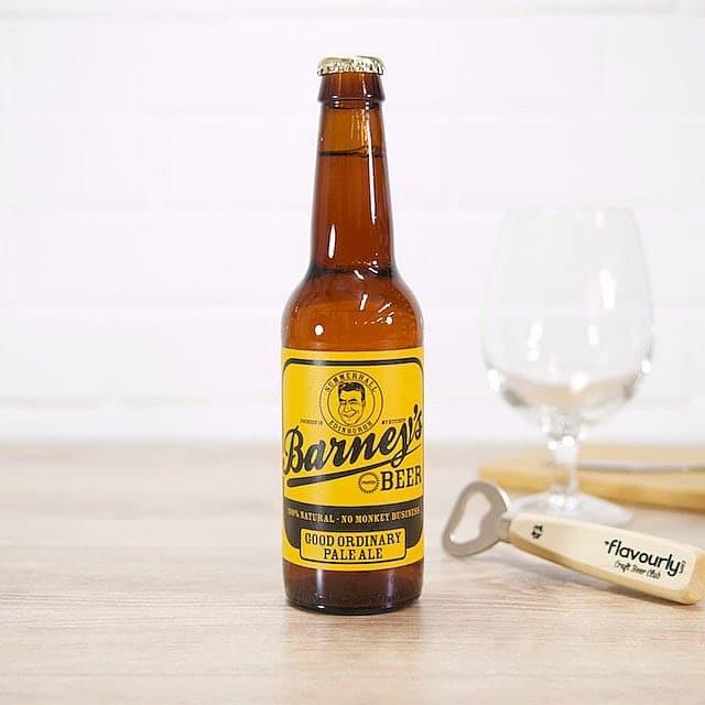 Barney's Pale Ale by Barneys