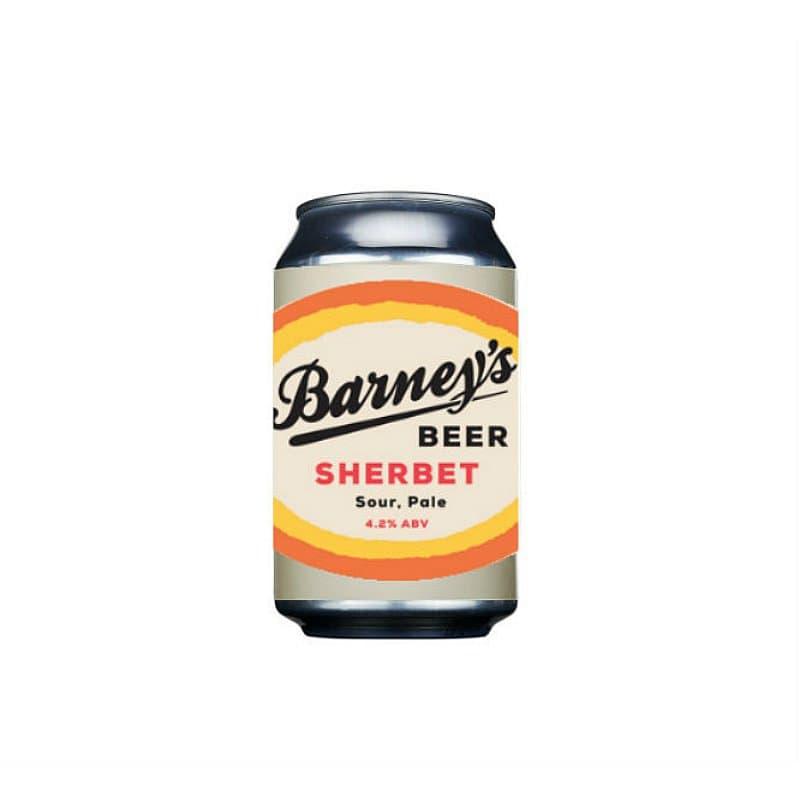 Sherbet Pale Ale by Barneys