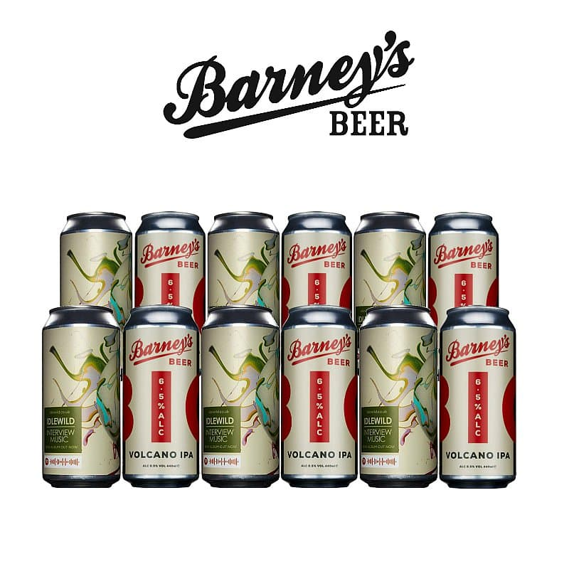 Mixed 12 Pack by Barneys