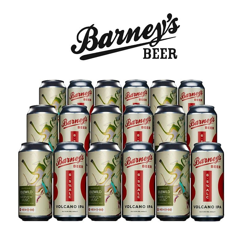 Mixed 18 Pack by Barneys