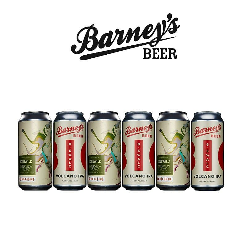 Mixed 6 Pack by Barneys