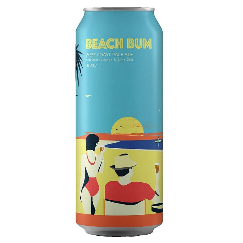 Beach Bum by Beatnikz Republic