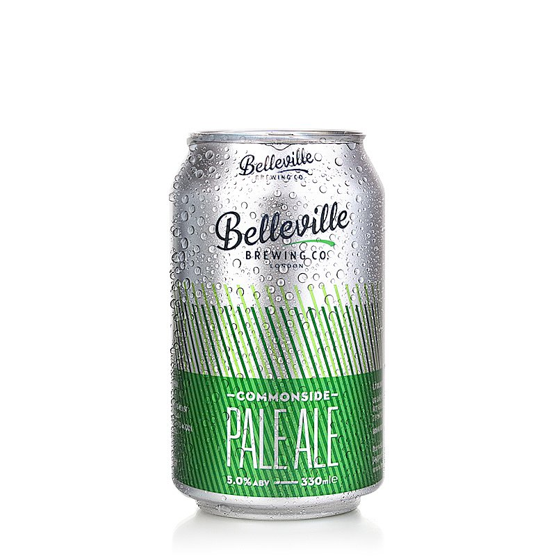 Commonside Pale Ale by Belleville Brewing Co.