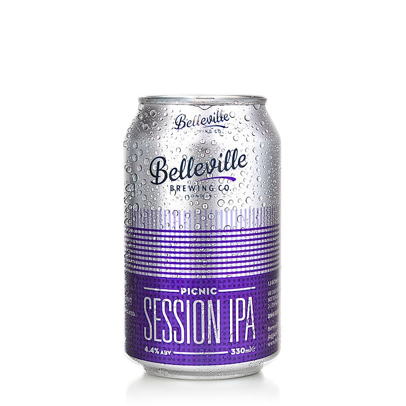 Picnic Session Ale by Belleville Brewing Co.