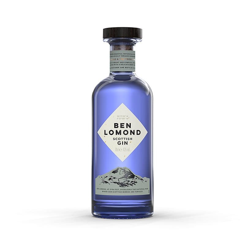 Ben Lomond Gin by Loch Lomond
