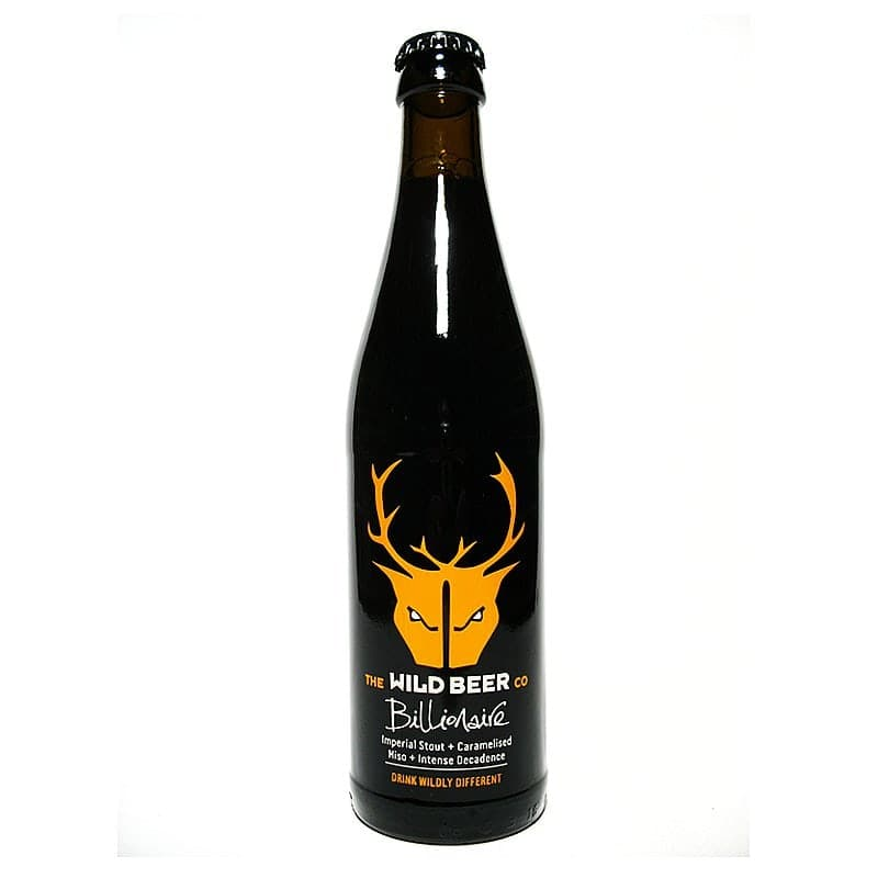 Billionaire by Wild Beer Co