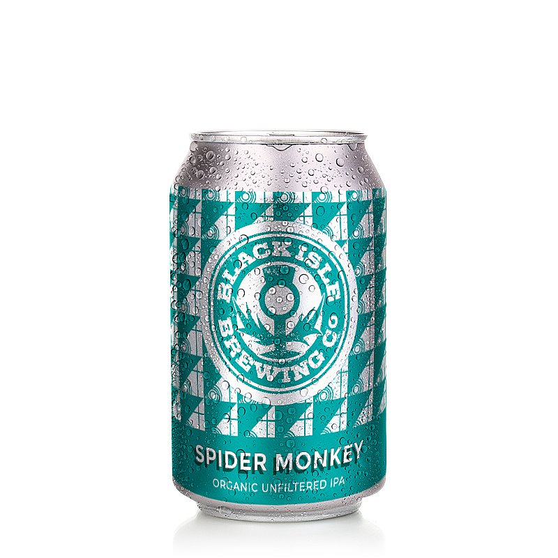 Spider Monkey by Black Isle Brewing