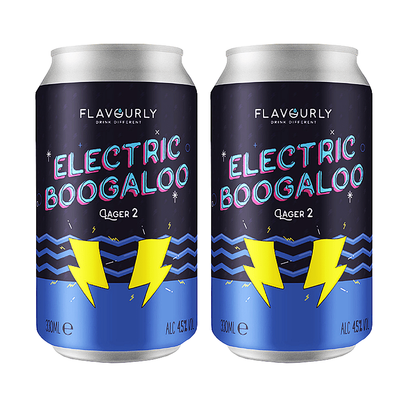 Flavourly Electric Boogaloo - Twin Pack by Flavourly