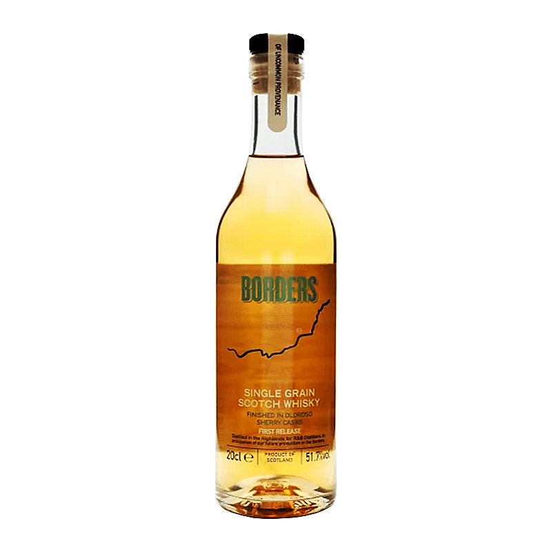 Borders 20cl by R&B Distillers