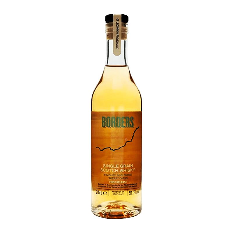 Borders Single Grain Scotch Whisky