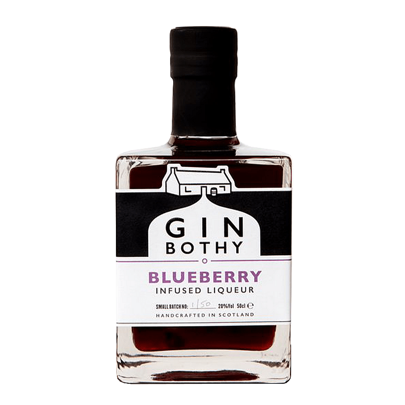 Gin Bothy Blueberry by Gin Bothy