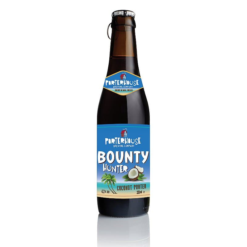 Bounty Hunter by Porterhouse Brewing Co.