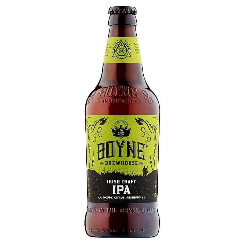 Irish Craft IPA by Boyne Brewhouse