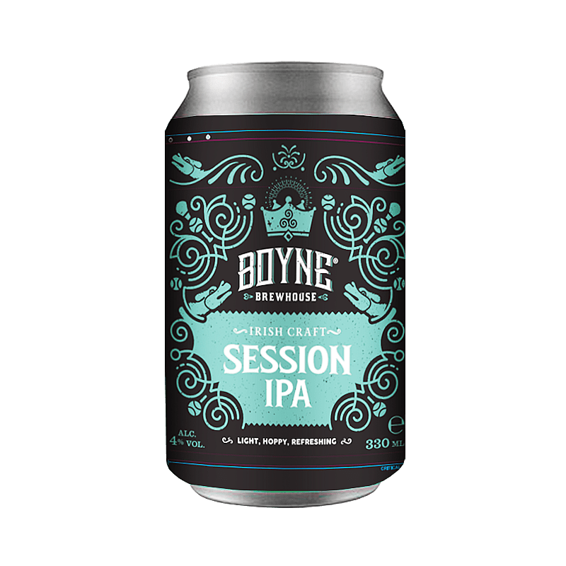Session IPA by Boyne Brewhouse