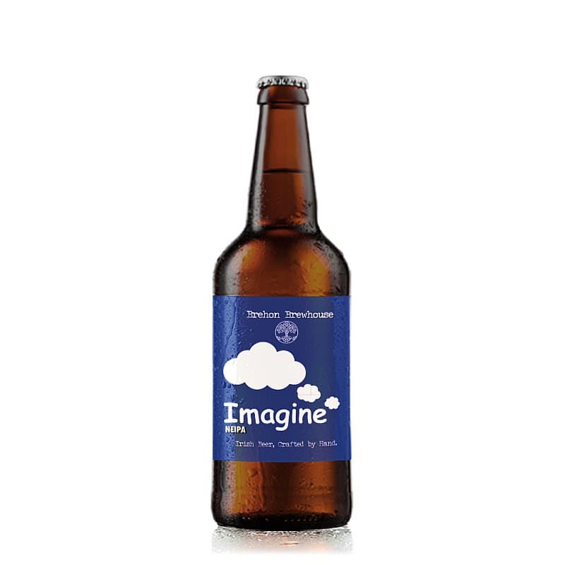 Imagine NEIPA by Brehon Brewhouse