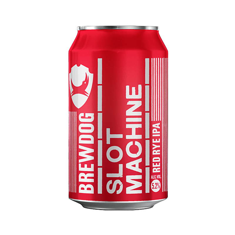 Slot Machine by Brewdog