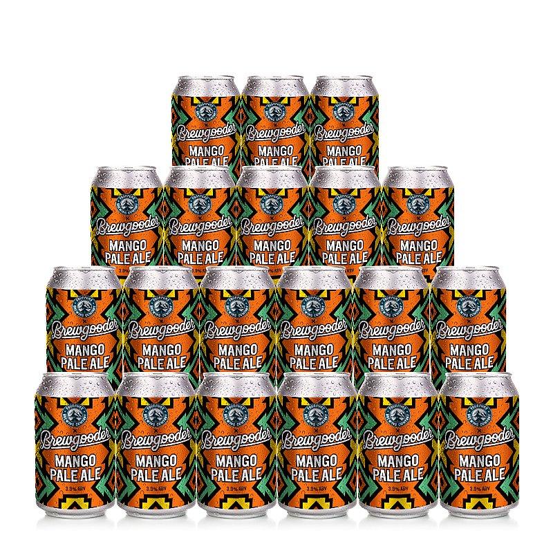 Mango Pale 20 Case by Brewgooder
