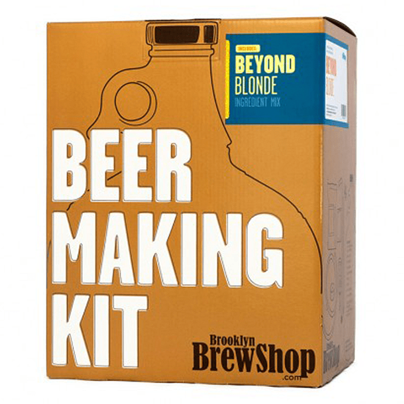 Brooklyn Brew Beyond Blonde by Brooklyn Brew Shop