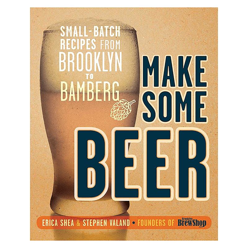 Brooklyn Brew Beer Making Book by Brooklyn Brew Shop