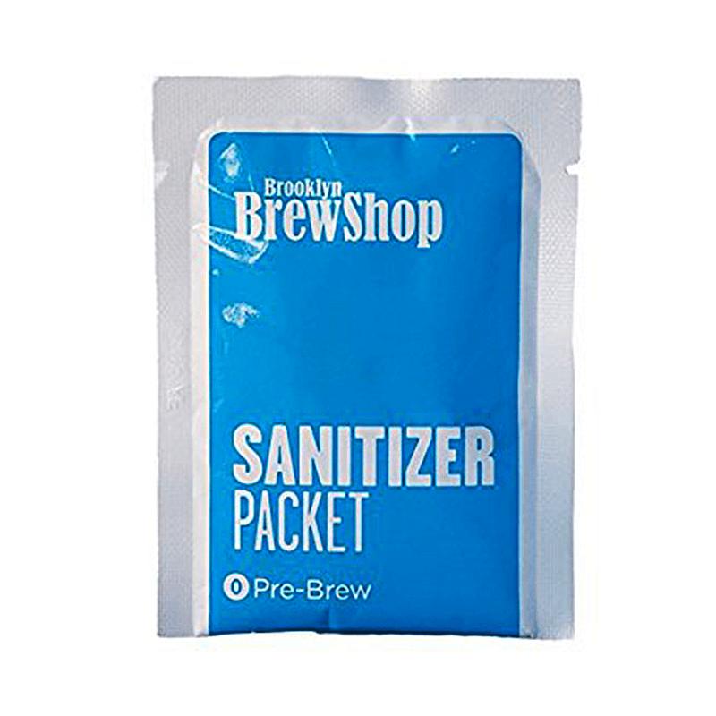 Brooklyn Brew Brew Pack Of Sanitizer by Brooklyn Brew Shop