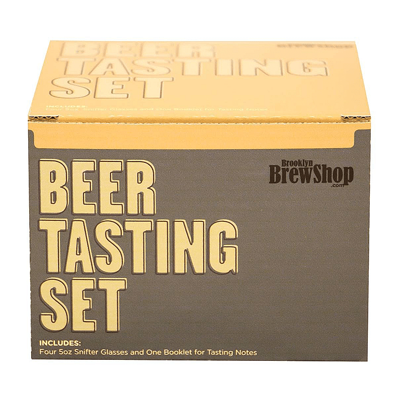 Brooklyn Brew Beer Tasting Set