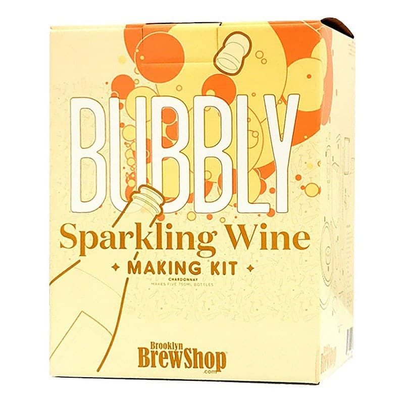 Brooklyn Brew Sparkling Wine by Brooklyn Brew Shop