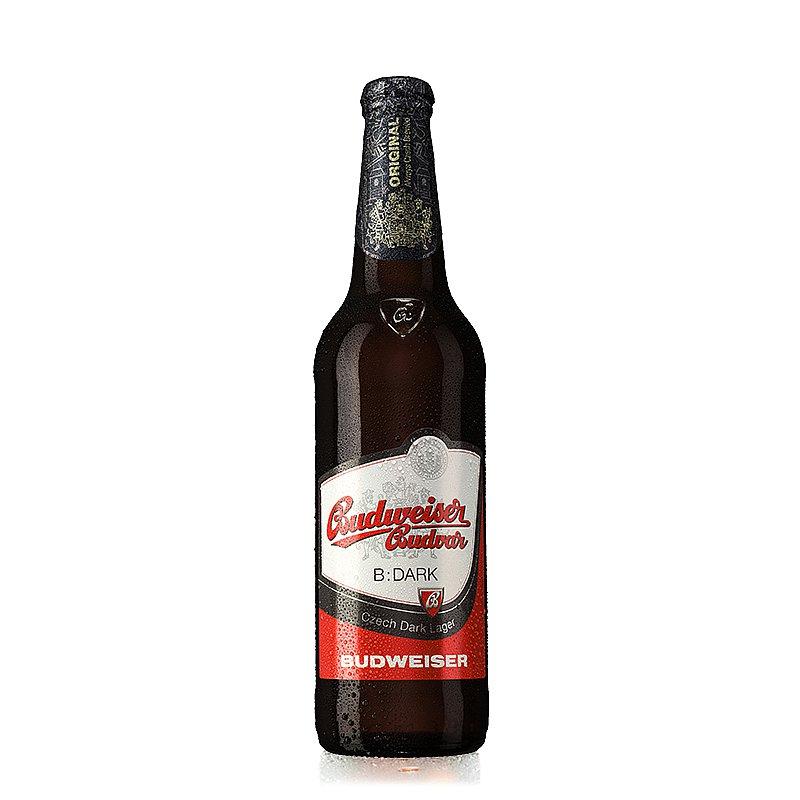 500ml Budvar Dark by Budweiser Budvar