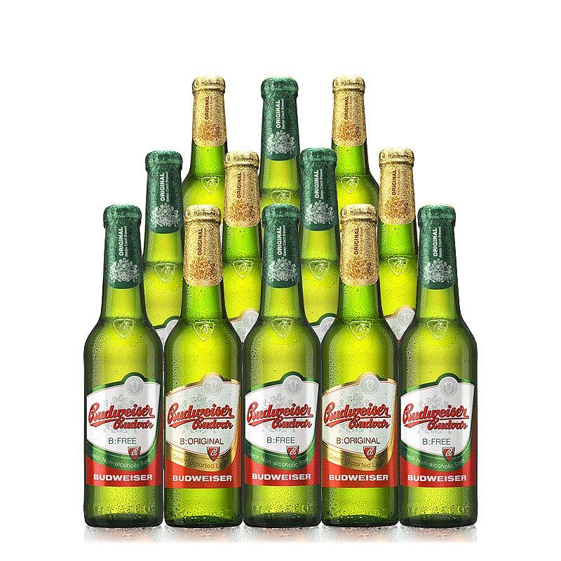 330ml Sessionable 12 case by Budweiser Budvar