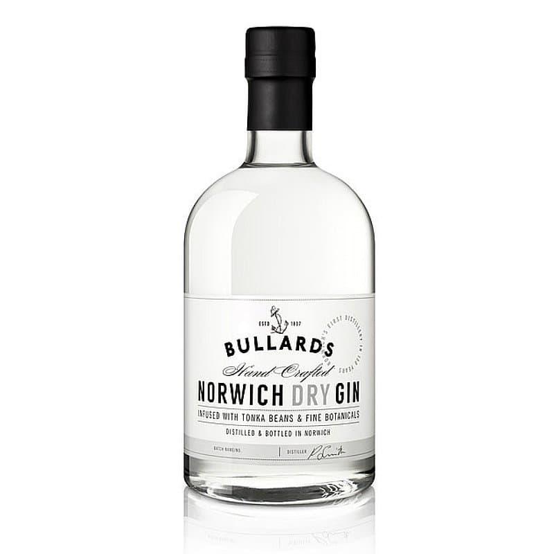Bullards Norwich Dry Gin by Bullards Distillery
