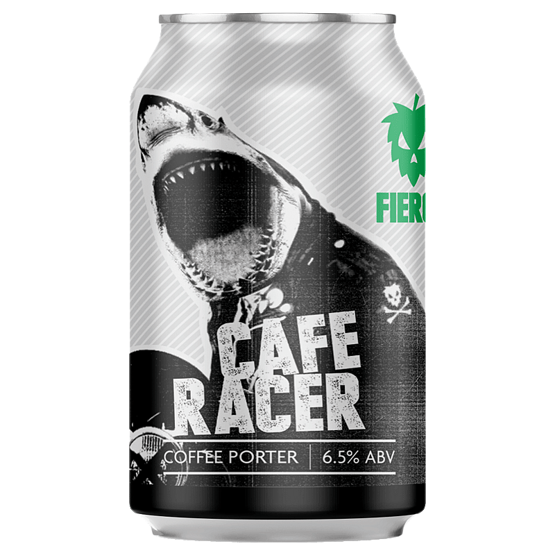 Fierce Beer Cafe Racer Can by Fierce Beer