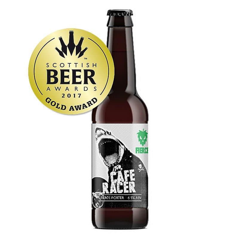 Fierce Beer Cafe Racer by Fierce Beer
