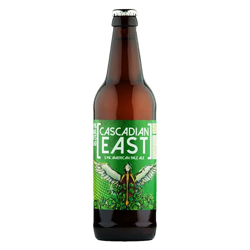 Cascadian East by Stewart