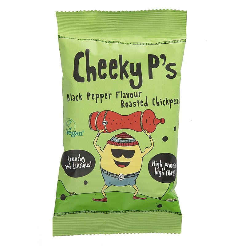 Cheeky P's Black Pepper Flavour 50g