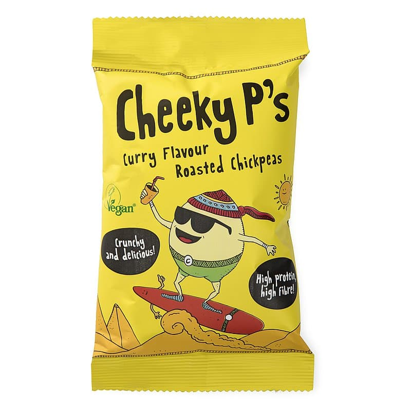 Cheeky P's Curry Flavour 50g