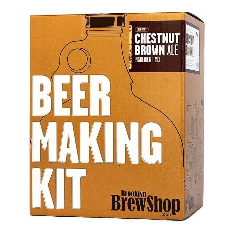 Brooklyn Brew Chestnut Brown Ale