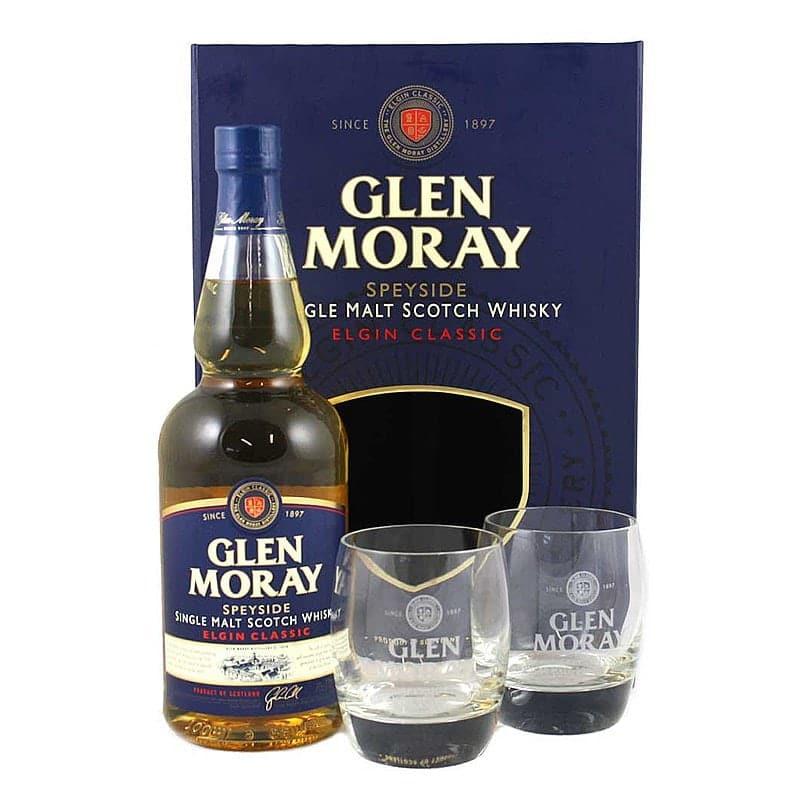 Glen Moray Classic Gift Set