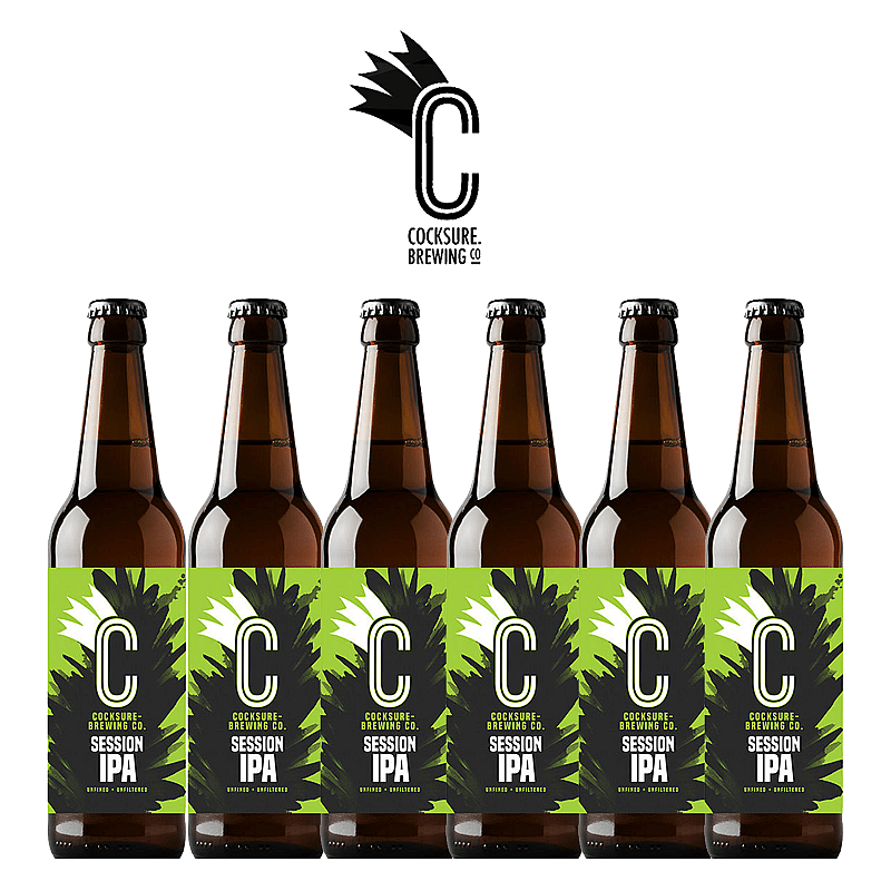 Session IPA 6 Case by Tapestry Brewery