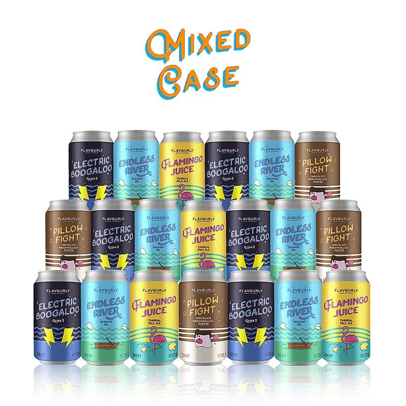 Crowdsourced Mixed 20 Case by Flavourly