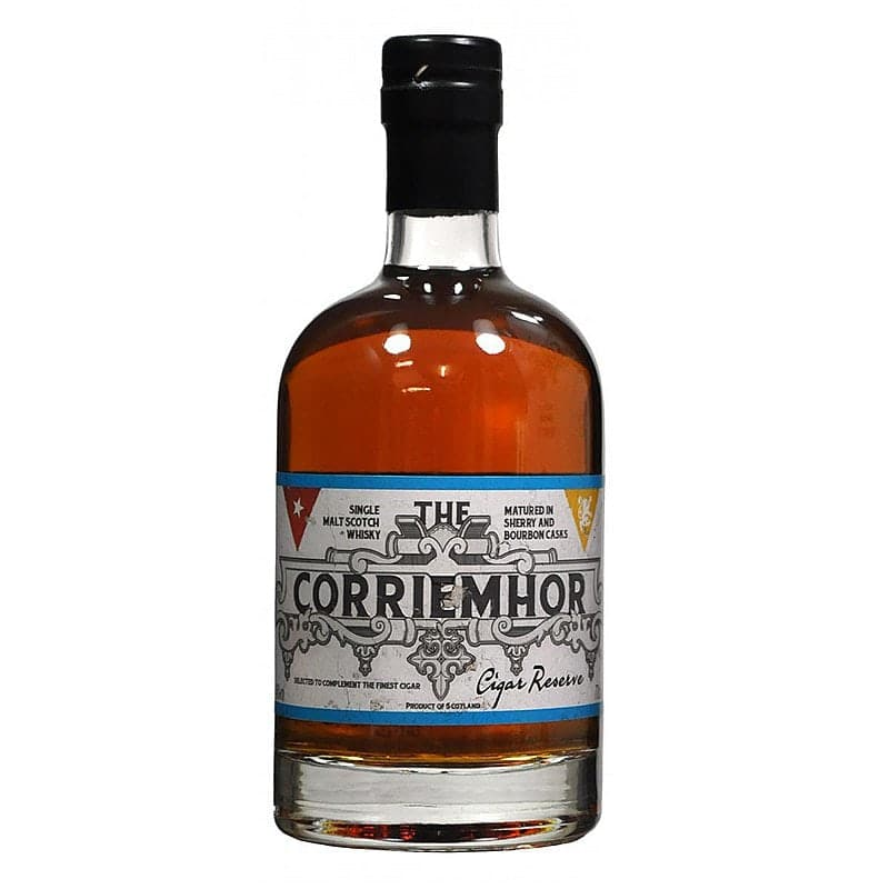 The Corriemhor Cigar Reserve Single Malt