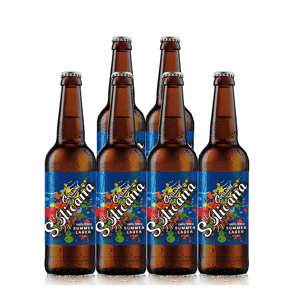Solicana 6 Case by Cotswold Brew Co