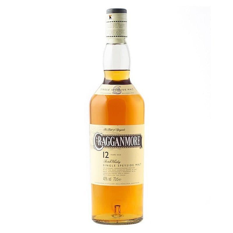 Cragganmore 12 Y.O Malt