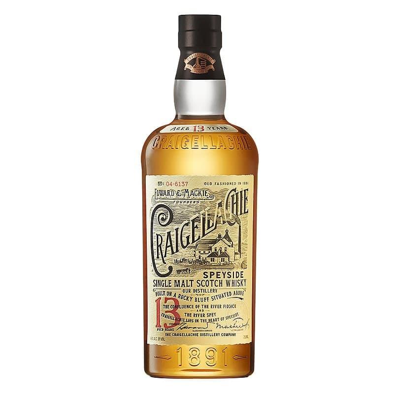 Craigellachie 13 Y.O. Malt