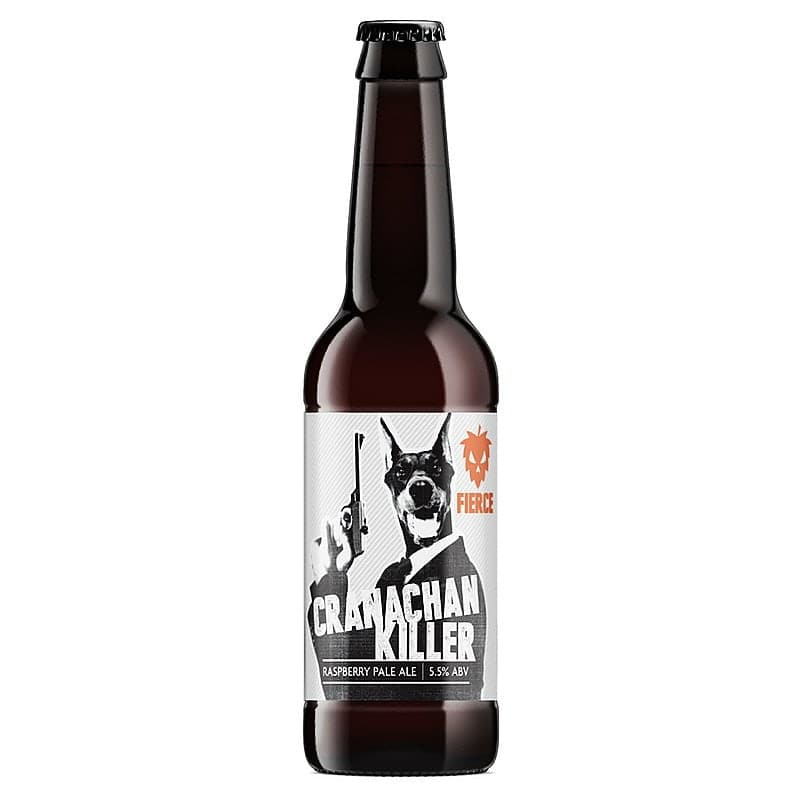 Cranachan Killer by Fierce Beer
