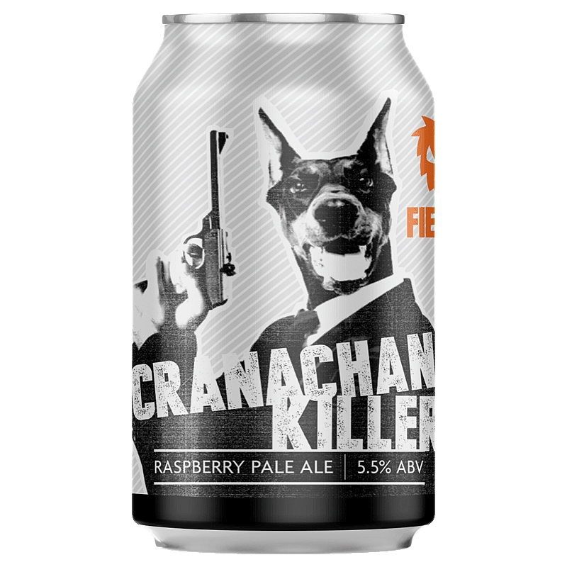 Fierce Beer Cranachan Killer Can by Fierce Beer