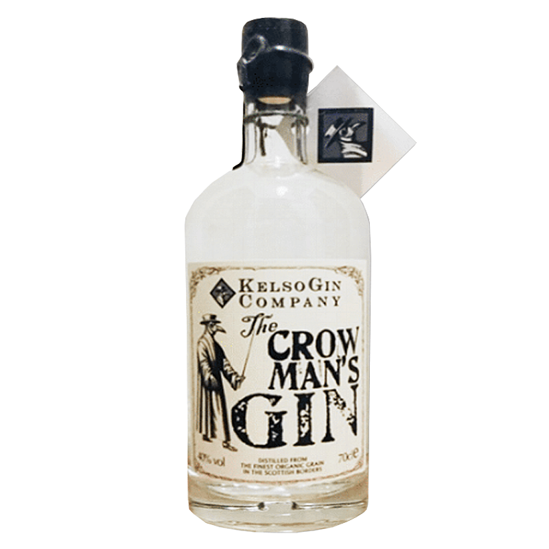 Crow Man's Gin by The Kelso Gin Company