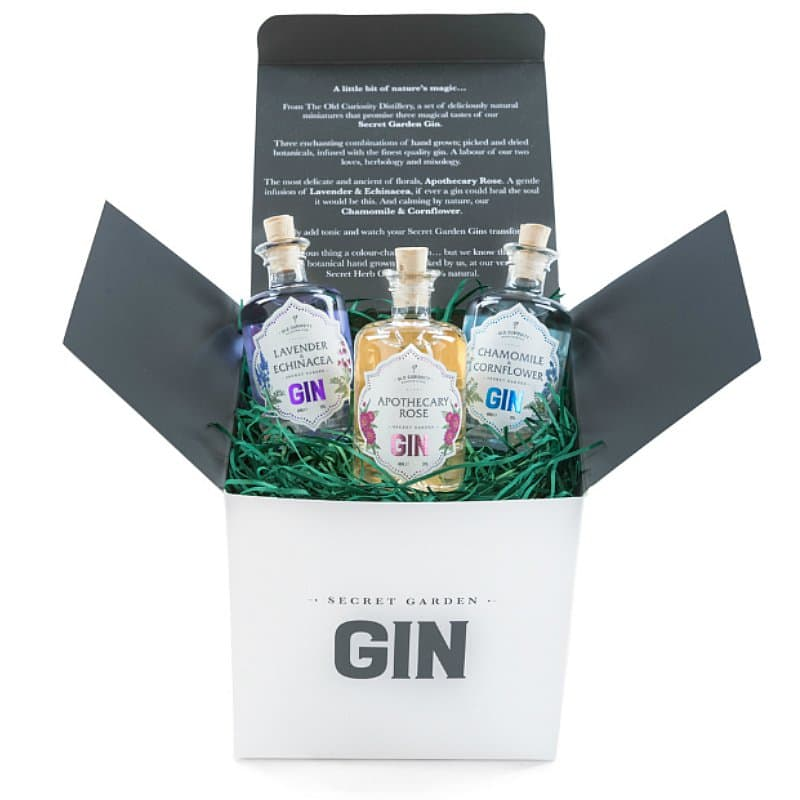 Old Curiousity Gift Pack by Old Curiosity Distillery