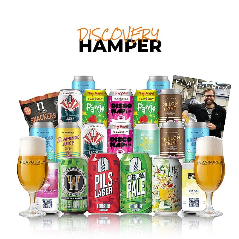 Craft Beer Hamper by Flavourly