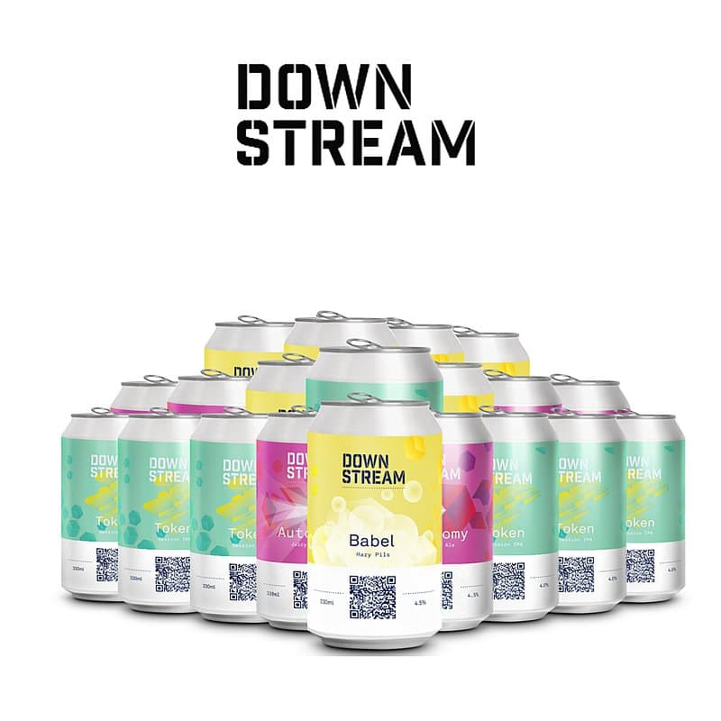 Light 20 Case by Downstream